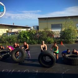CF Lite Flippin' Tires